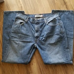 Levi's 505 Straight Fit 36 x 32 Jean